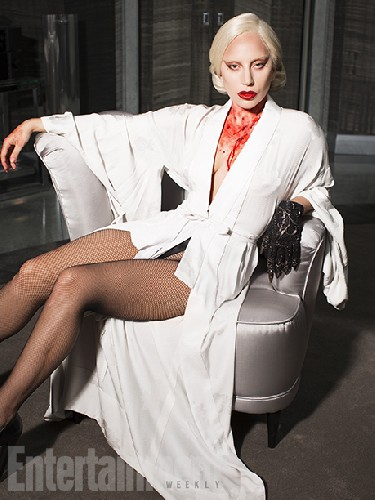 Lady Gaga American Horror Story. Difficulty Easy  sc 1 st  UpVenue & 2015 Best Musician Halloween Costumes