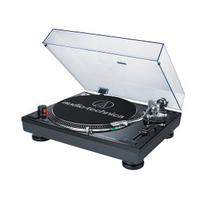 <p>The Audio Technica AT-LP120-USB is an excellent turntable for the price</p>