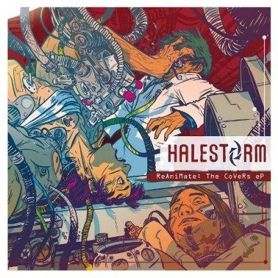 Halestorm ReAnimate Cover