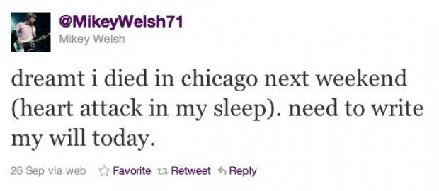 Mikey Welsh Tweet1