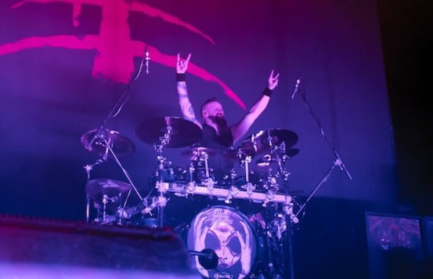 lacuna coil drummer