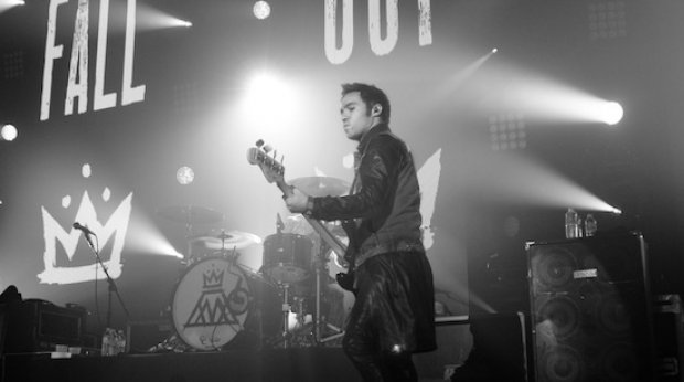 fall out boy montreal metropolis