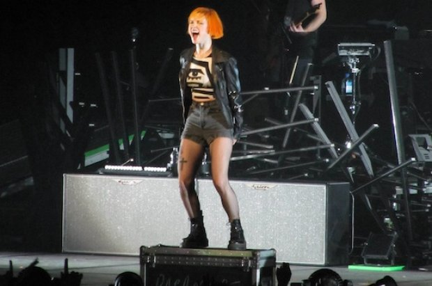 paramore hayley williams montreal