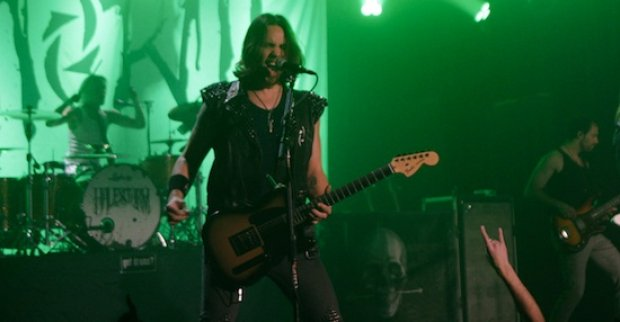 halestorm le national joe hottinger