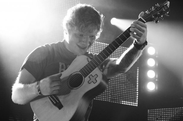 Ed Sheeran Concert Review - UpVenue