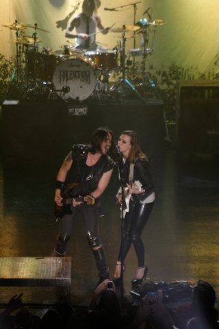 halestorm lzzy joe le national