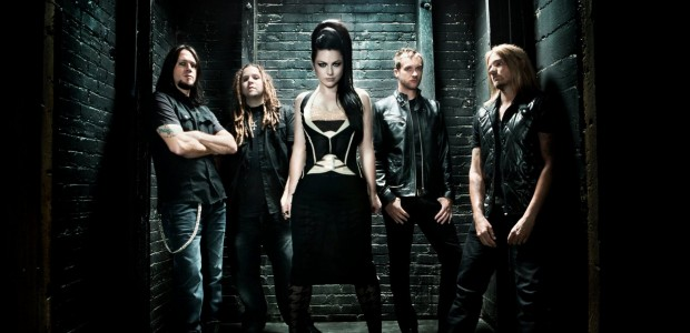 Evanescence Premiere Video For What You Want