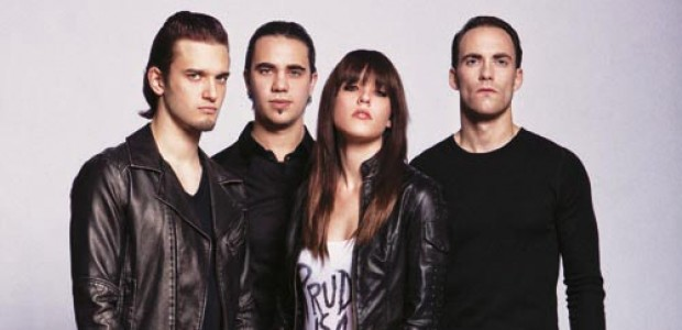 Halestorm Interview [Video Interview from Heavy MTL]