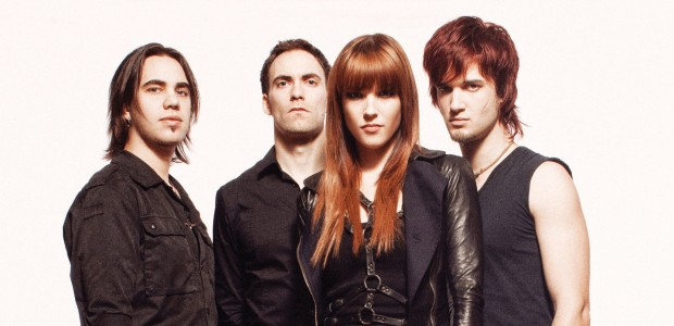 Halestorm Premiere Here's To Us Video