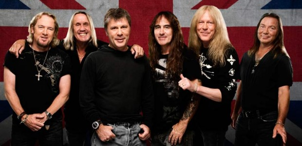 Iron Maiden Releasing EN VIVO! Blu-Ray, 2DVD and Soundtrack