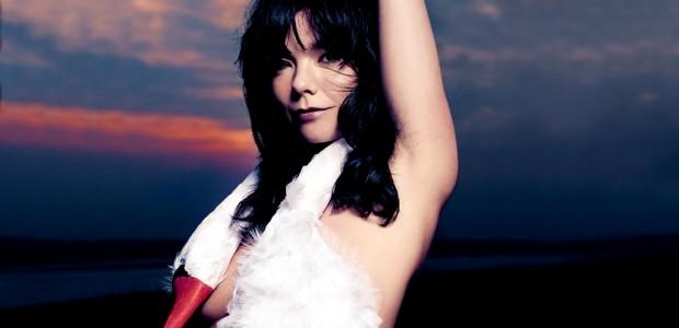 Listen to Björk's new song Crystalline
