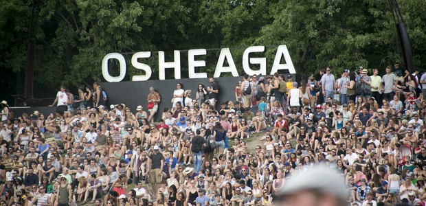 Osheaga Day 1:  Red Hot Chili Peppers are Red Hot