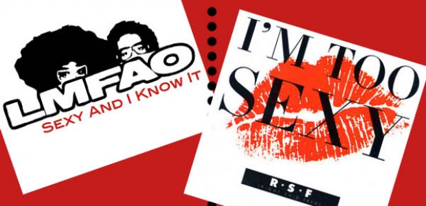 The Battle of the Sexiest Songs: LMFAO vs Right Said Fred