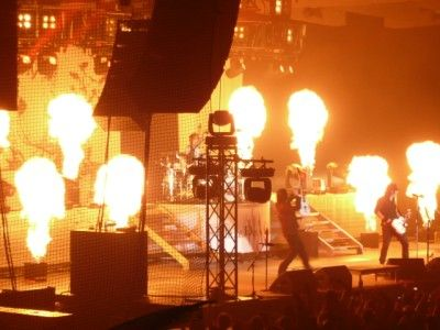 Three Days Grace Brings Some Heat To Montreal