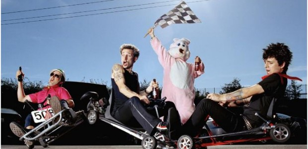 Who Is The Pink Bunny At The Green Day Show